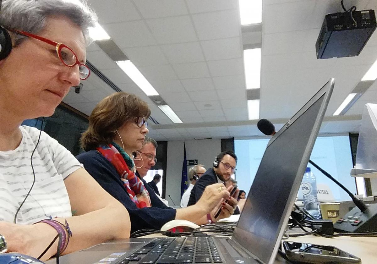 Pleno CDS en Bruselas (18/6/2018)